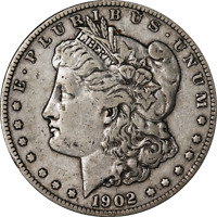 1902-S MORGAN SILVER DOLLAR GREAT DEALS FROM EXECUTIVE COIN COMPANY - BBDM10152