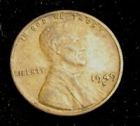 LINCOLN WHEAT CENT-----------1949-S