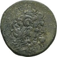 LANZ PTOLEMAIC KINGS EGYPT PTOLEMY V DIOBOL CLUB EAGLE TYRE