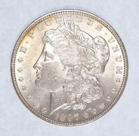 1897 MORGAN DOLLAR  ALMOST UNCIRCULATED SILVER DOLLAR