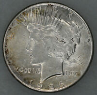 1926 PEACE SILVER DOLLAR $1 CHOICE AU ABOUT UNCIRCULATED 9687