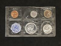 1958 90  SILVER UNITED STATES MINT PROOF SET 5 COINS W/  NO