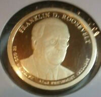 2014 FRANKLIN ROOSEVELT PRESIDENTIAL S DOLLAR - PROOF