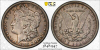 1895 $1 PROOF MORGAN DOLLAR PCGS PR FINE DETAILS CLEANED KING OF THE MORGANS
