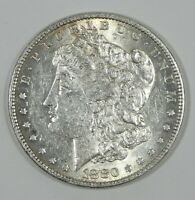 1880-O MORGAN DOLLAR ALMOST UNCIRCULATED SILVER DOLLAR