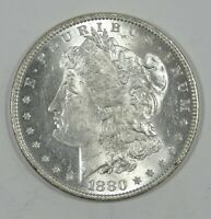 1880-O MORGAN DOLLAR BRILLIANT UNC SILVER DOLLAR