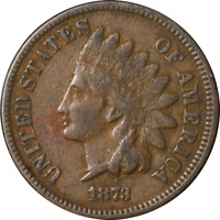 1873 INDIAN CENT GREAT DEALS FROM THE EXECUTIVE COIN COMPANY