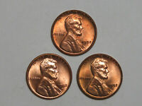 1952 LINCOLN WHEAT CENTS - YEAR SET - PDS