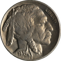 1934-D BUFFALO NICKEL RPM-001 WITH CONECA AND WRPM-001 WITH WEXLER GREAT DEALS F