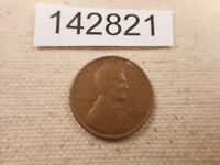 1938 D LINCOLN WHEAT CENT - COLLECTOR ALBUM GRADE UNSLABBED COIN -  142821