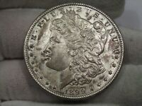 KEY DATE 1899 SILVER MORGAN DOLLAR - EXTRA FINE  TONED/RE-TONED?  26