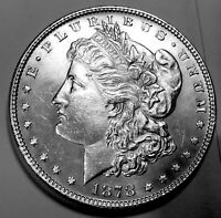 1878 7/8 TF  STRONG MORGAN DOLLAR STRONG GEM BU