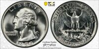 1950 PCGS PR67 SUPERB GEM PROOF WASHINGTON QUARTER  DW791