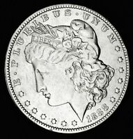 1888-O MORGAN SILVER DOLLAR.HIGH GRADE   INV.A