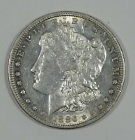 1886-S MORGAN DOLLAR ALMOST UNCIRCULATED SILVER DOLLAR