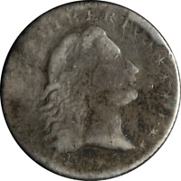 1795 HALF DIME G DETAILS  EYE APPEAL STRONG DATE