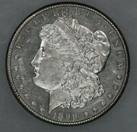 1898 S MORGAN SILVER DOLLAR $1 AU / BU BRILLIANT UNC DETAILS PL PROOF LIKE 9278