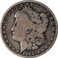 1888-O MORGAN SILVER DOLLAR - VAM 4- HOT LIPS GREAT DEALS FROM THE EXECUTIVE COI