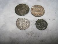 GROUP LOT OF UNIDENTIFIED MEDIEVAL COINS  C8