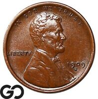 1909 S LINCOLN CENT WHEAT PENNY CHOICE UNCIRCULATED   BETTER