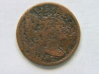 1794 1C FLOWING HAIR LARGE CENT  TOUGH DATE  CORROSION