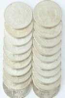 1921-S MORGAN DOLLAR BU ROLL OF 20 S$1 COINS CREDIT CARD PAYMENTS ONLY