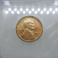 1924-S LINCOLN WHEAT CENT 1C RB ICG MINT STATE 64 ULTRA LOW MINTAGE SN4924S1C