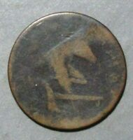 NEW JERSEY COPPER   178? POOR CONDITION..