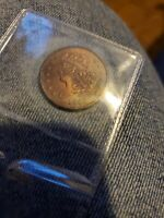1833 CLASSIC HEAD HALF CENT 1/2C EARLY US COIN STUNNER