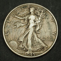 1945 UNITED STATES. SILVER