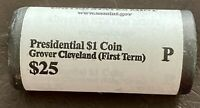2012 P GROVER CLEVELAND 1ST TERM ROLL PRESIDENTIAL $1 COINS