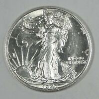1941-S WALKING LIBERTY HALF DOLLAR BRILLIANT UNCIRCULATED SILVER 50C