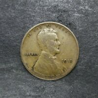 1915 LINCOLN WHEAT CENT 1C VG CONDITION LOW MINTAGE SN1261
