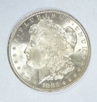 1883 MORGAN DOLLAR  BRILLIANT UNCIRCULATED SILVER DOLLAR