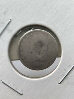 1829 CAPPED BUST HALF DIME US COIN