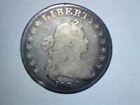 1800 BUST DOLLAR  VG CONDITION