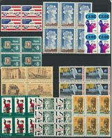 U.S. STAMPS   MNH   MULTIPLES   FACE VALUE: $23.73   LOT A 5