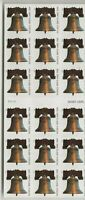 2007 FOREVER LIBERTY BELL COMPLETE BOOKLET OF 18 SCOTT 4128C