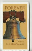 2007 FOREVER LIBERTY BELL COMPLETE BOOKLET OF 20 SCOTT BK304