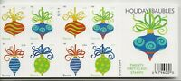 2011 FOREVER HOLIDAY BAUBLES COMPLETE BOOKLET OF 20 SCOTT 45