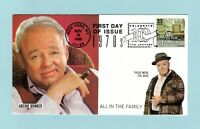 U.S. FDC 3189 UNKNOWN CACHET   ALL IN THE FAMILY FROM CELEBR
