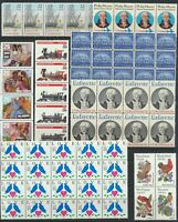 U.S. STAMPS   MNH   SINGLES   FACE VALUE: $22.52   LOT A 60