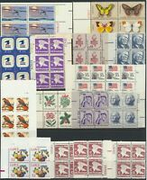U.S. STAMPS   MNH   SINGLES   FACE VALUE: $22.44   LOT A 61
