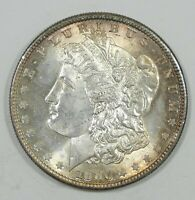 1880-S MORGAN DOLLAR  BU BRILLIANT UNCIRCULATED  SILVER DOLLAR