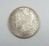 1880-S MORGAN DOLLAR ALMOST UNC SILVER $