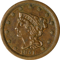 1851 HALF CENT GREAT DEALS FROM THE EXECUTIVE COIN COMPANY