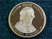 2009 S WILLIAM HENRY HARRISON PRESIDENTIAL DOLLAR  PROOF