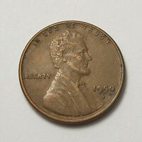 1950 D LINCOLN WHEAT CENT, KM 132