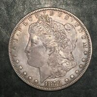 1879-S REV OF 78 MORGAN SILVER DOLLAR - HIGH QUALITY SCANS I487