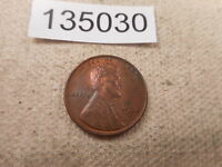 1938 D LINCOLN WHEAT CENT   HIGHER GRADE COLLECTOR COIN -  135030